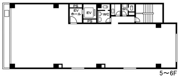Nikkei Building Floorplan
