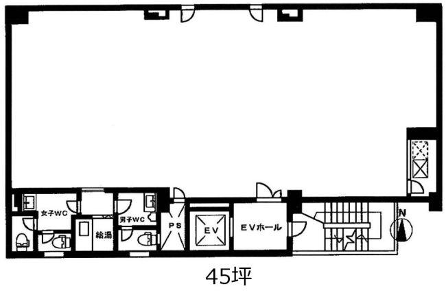 内神田サニービルの図面