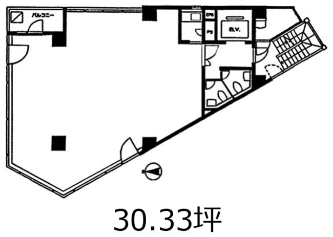 恵比寿OTビルの図面