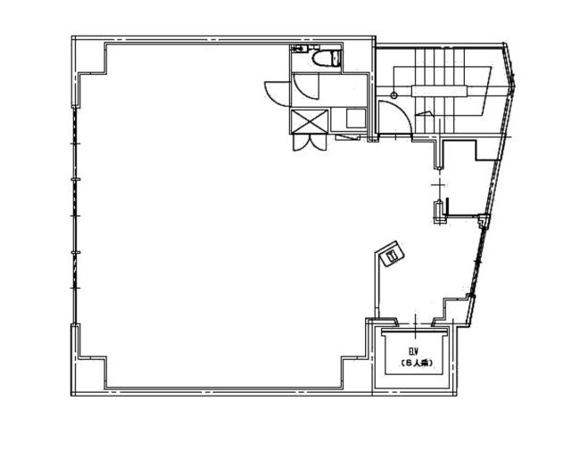 AS ONE NIHONBASHI EAST Building Floorplan