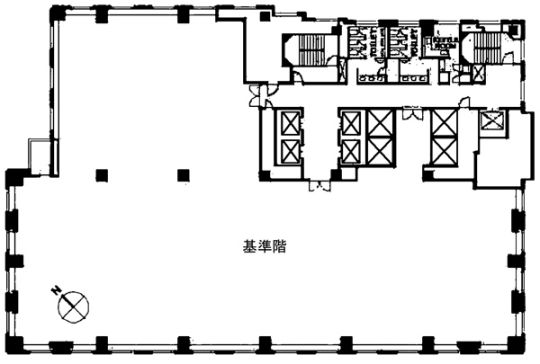 Toranomon 2-Chome Tower Floorplan