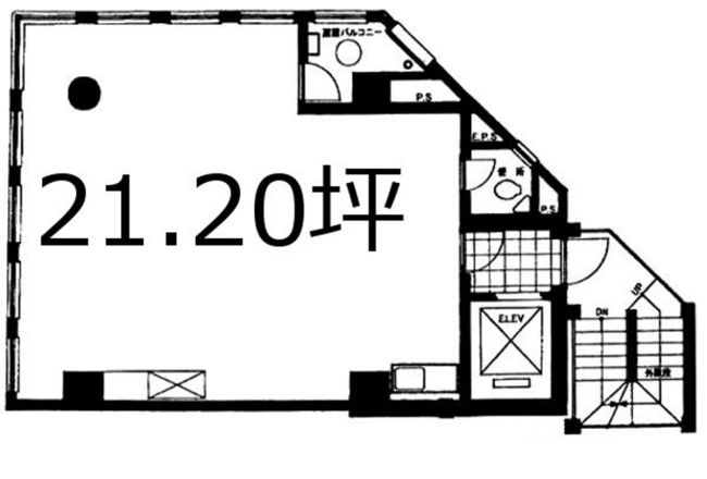 Shinyo Building Floorplan
