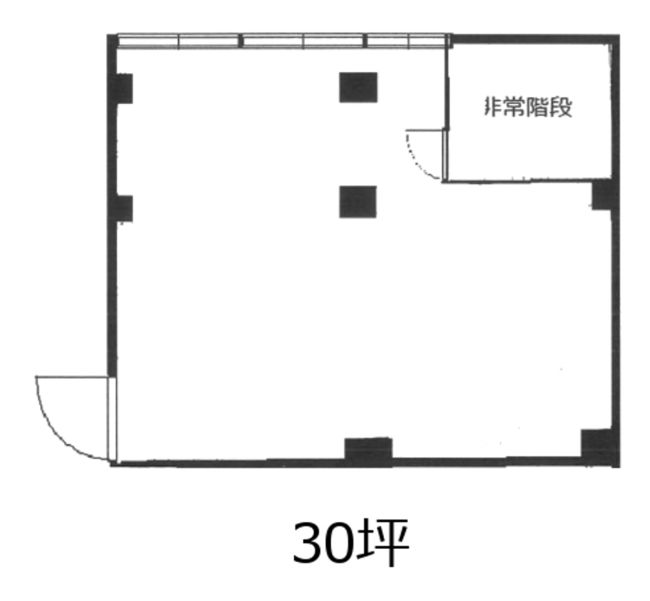 Hosokawa Building Floorplan
