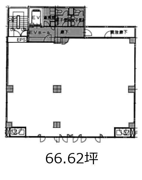 Shoei Building Floorplan