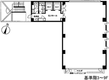 Kanda Center Building Floorplan