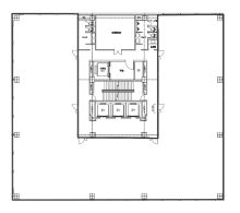 Sogo Hanzomon Building Floorplan
