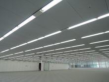 照明の明るさは十分