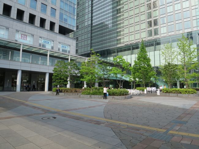 Shiodome Shiba Rikyu Building Find Office Space in Tokyo officee
