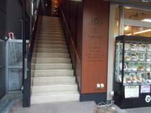 2階へつながる階段