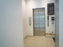 エレベーターホール(通用口)