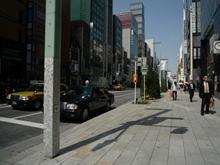 人通りが多く賑やか雰囲気