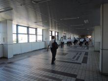 天王洲アイル駅への連絡通路